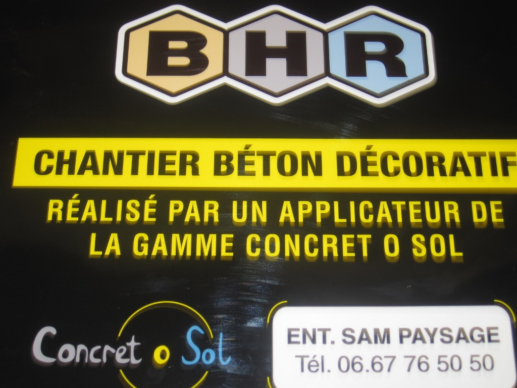 applicateur beton plumelec